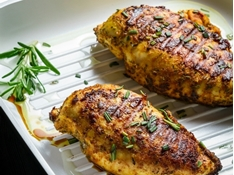 English Corn-Fed Chicken Breasts