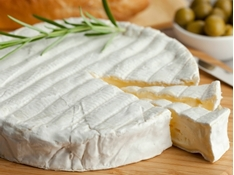 Brie French Cheese
